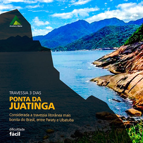 Travessia Ponta da Juatinga
