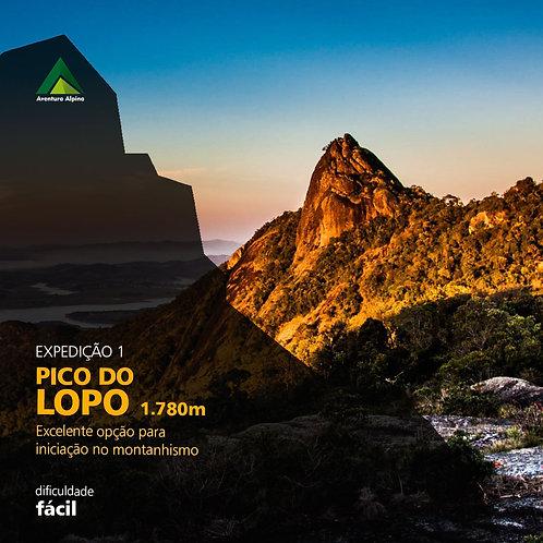 Pico do Lopo - 1 dia