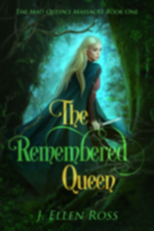 The Remembered Queen - Epic Fantasy