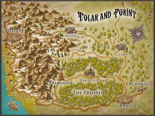 Map Ahead!