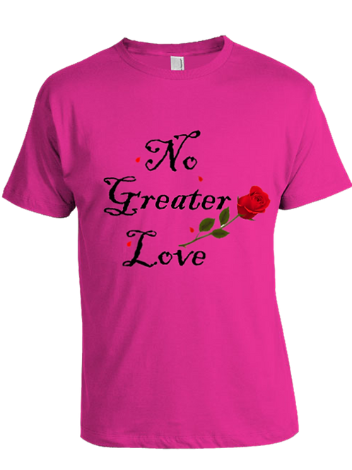 NO GREATER LOVE - FEATURED PRODUCT