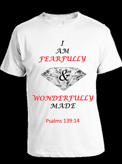FEARFULLY & WONDERFULLY MADE w/Diamond