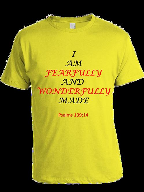FEARFULLY & WONDERFULLY MADE