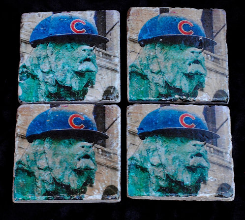 Chicago Cubs at the Art Institute
