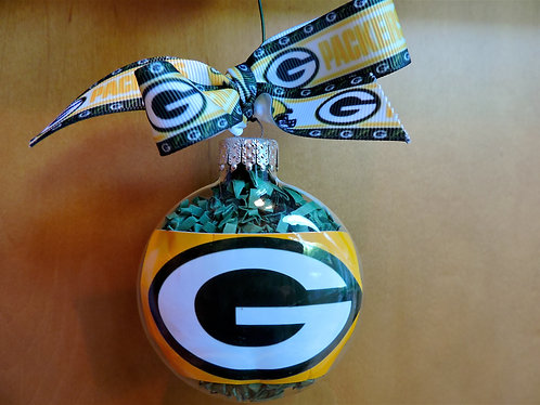 Packers Ornament