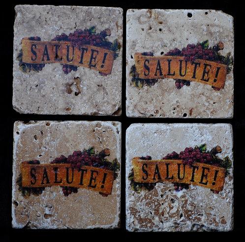 Salute Coasters