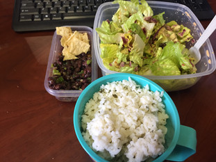 Julie's Lunch