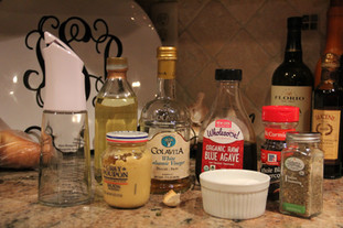 White Balsamic Dressing