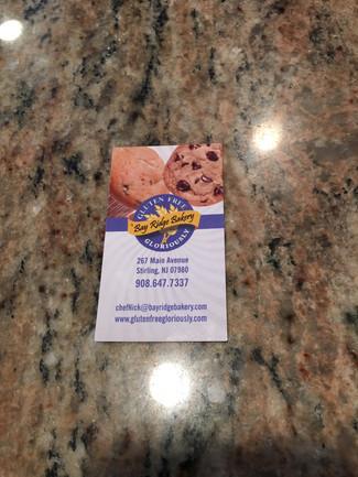 Gluten Free Vegan Bakery