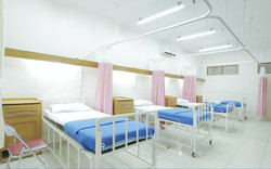 NEWLY CONSTRUCTED WARDS