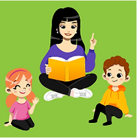 Free Bible lesson plans for preschoolers and 1-6 graders
