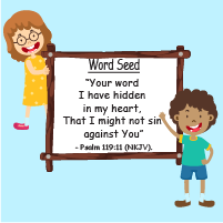 Free memory verses activities for preschoolers and 1-6 graders
