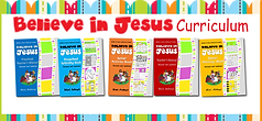 Believe In Jesus - an exciting Bible-based curriculum for children on salvation