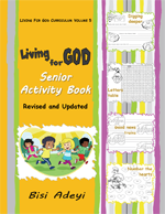 Living For God Curriculum - Senior Activity Book