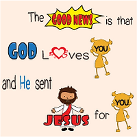 Free tracts for preschoolers and 1-6 graders