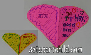 Love card craft