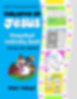 Solutions To Believe In Jesus Curriculum - Preschool Activity Book