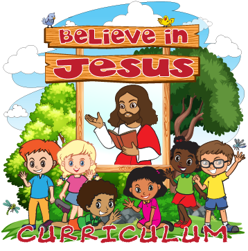 Believe In Jesus curriculum is an exciting Bible-based curriculum on salvation