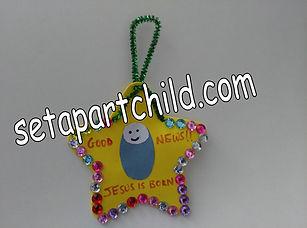 Jesus star craft