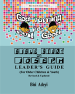 Bible Study On Joseph Curriculum (For Older Children & Youth) - Leader's Guide