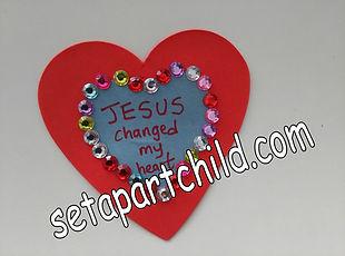 Changed heart craft