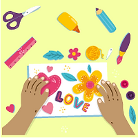 Free crafts for preschoolers and 1-6 graders
