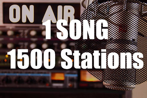 1Song 1500 Stations