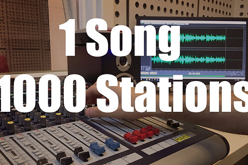 1 Song 1000 Stations