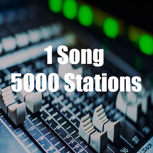 1 Song 5000 Stations