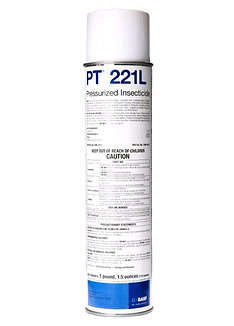 PT 221L Residual Insecticide Aerosol