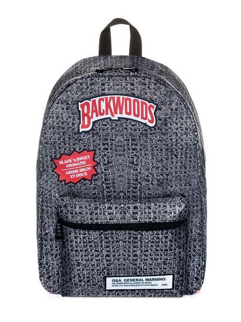 Backwoods Black'n Sweet Acromatic Backpack