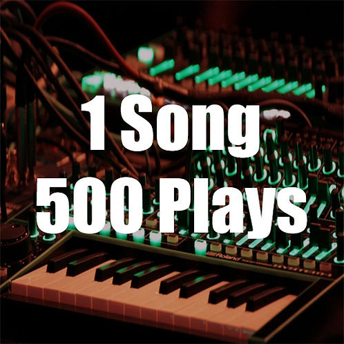 1 Song 500 Radio Stations