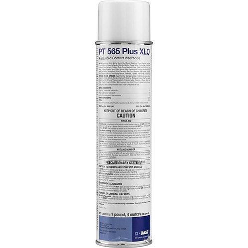PT 565 Plus XLO Contact Insecticide