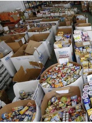 Donación para Banco de Alimentos Gran Canarias