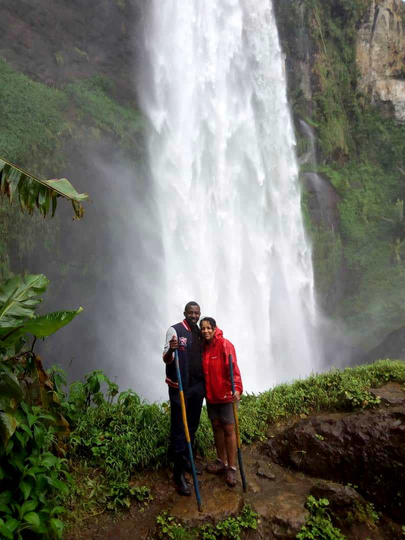 Sipi Falls with hay Tours