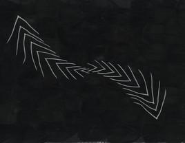ENVOLES panneau de plumes d'oie teintent