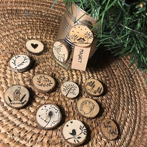 Magnets Handmade