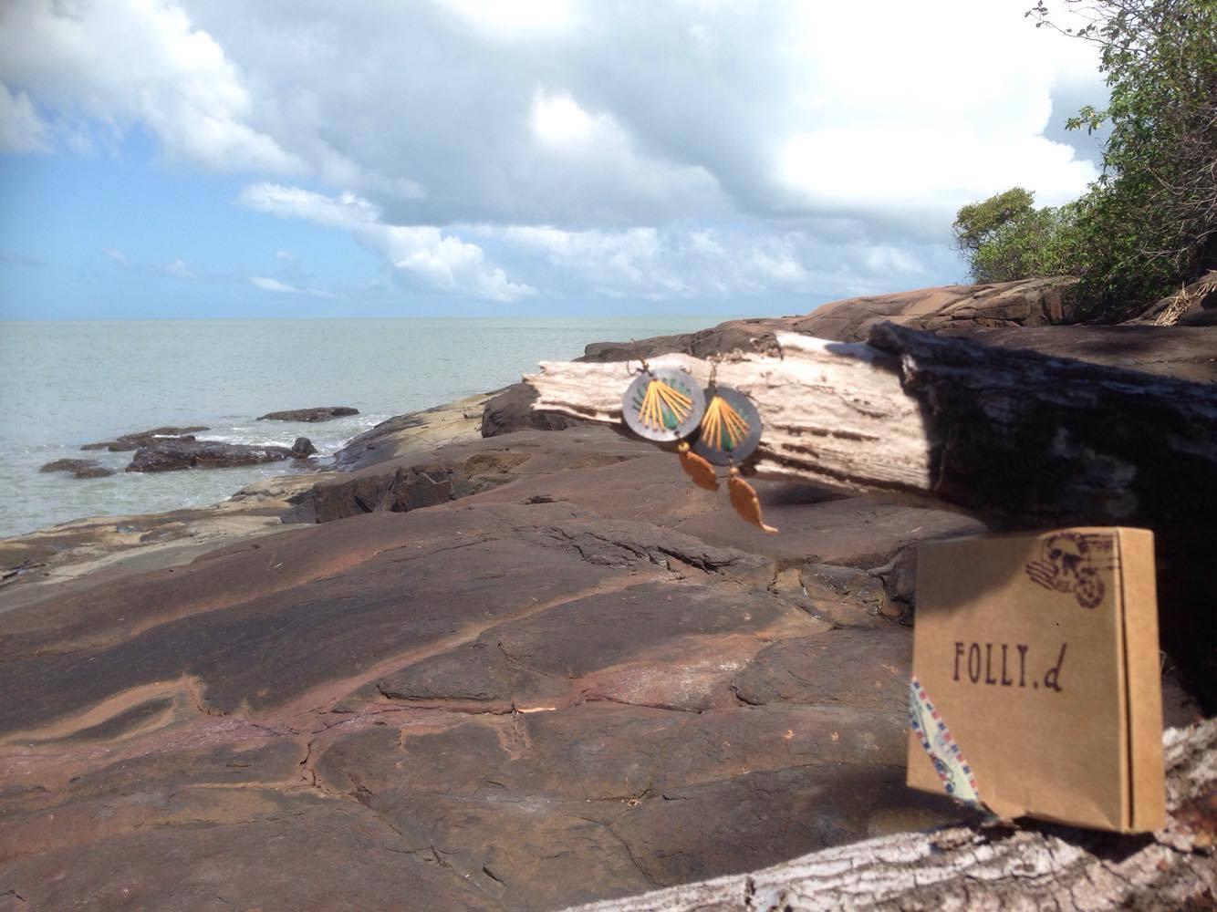 Dans le vent - Guyane