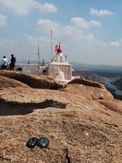 Mystique - Hanuman Temple - Inde