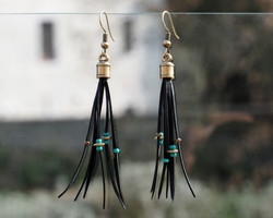 halo halo mini bronze turquoise