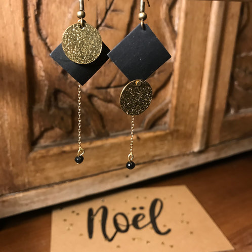 Noël : Boucles Gold 20/06