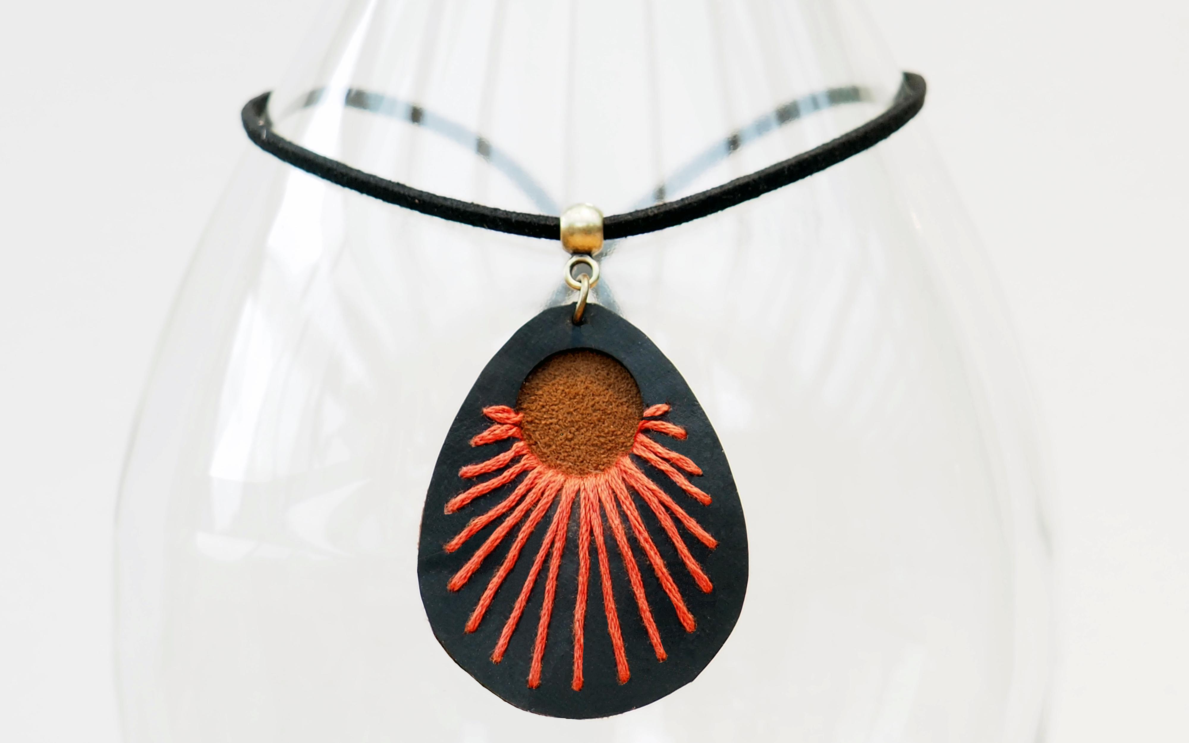 Varanasi orange
