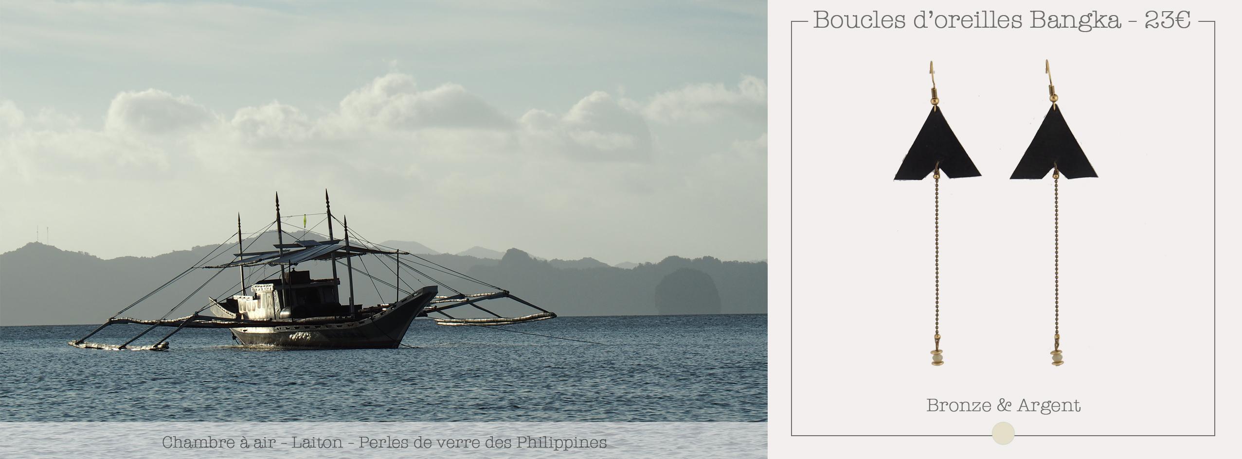 BO bangka bronze