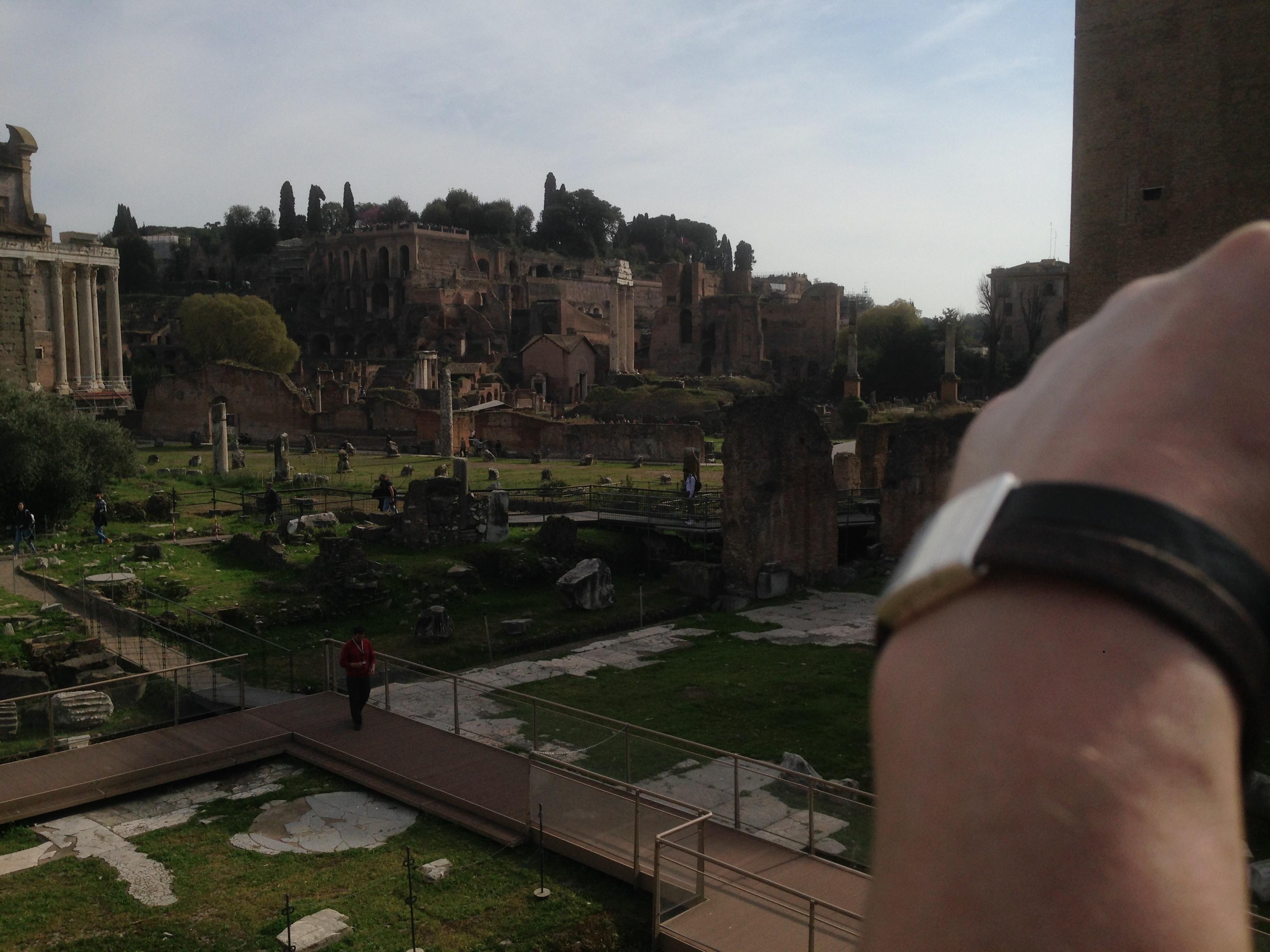 Archéologue - Rome