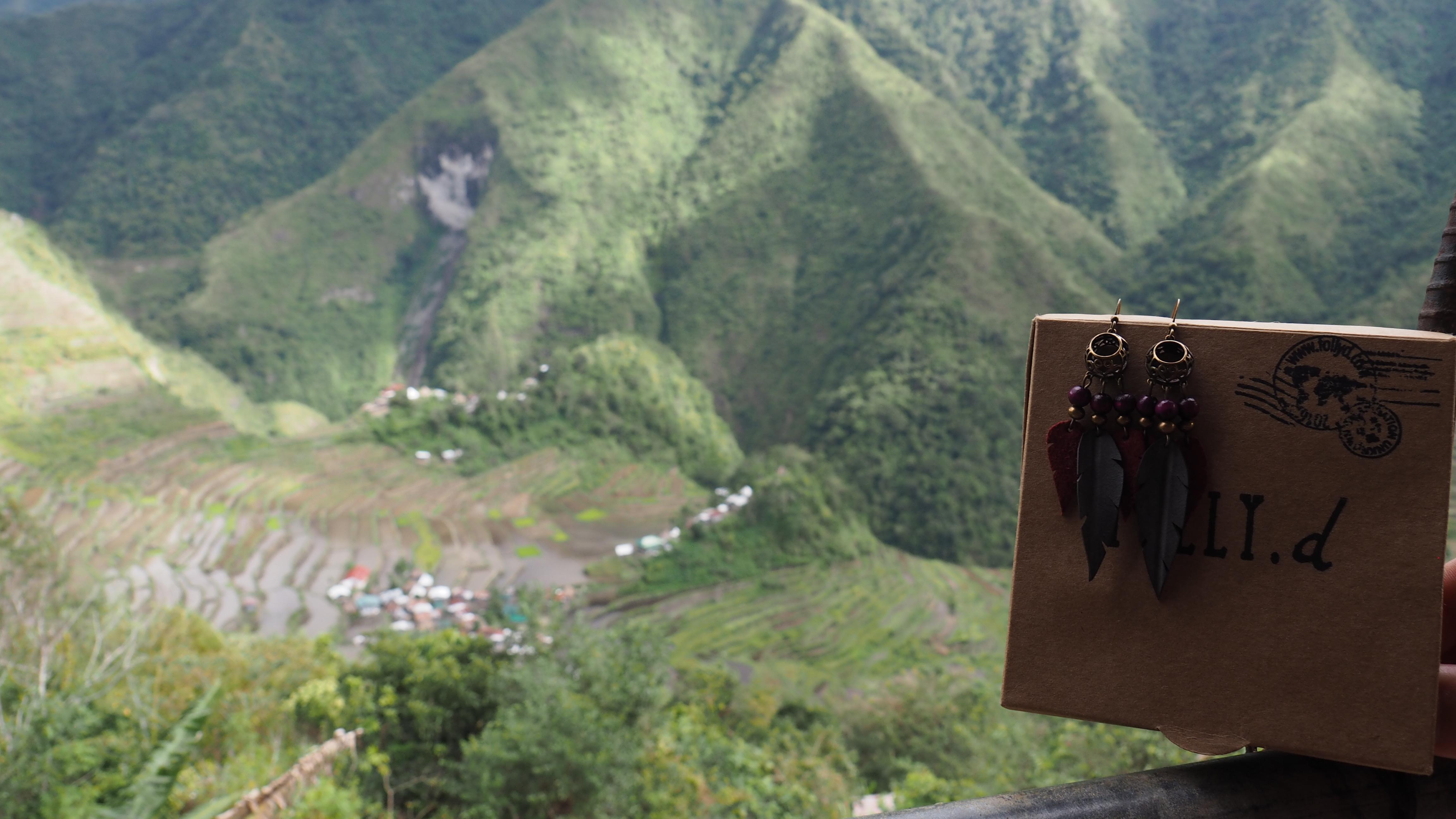 Souffle coupé-Batad-Philippines