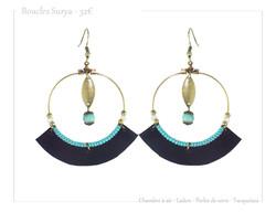 Bo Surya Turquoises