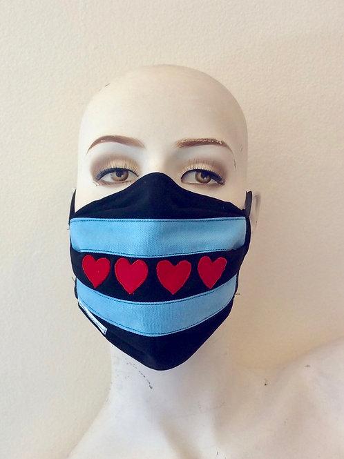The Valencia Noir Mask