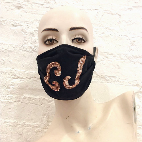 The Your Initials Here Mask