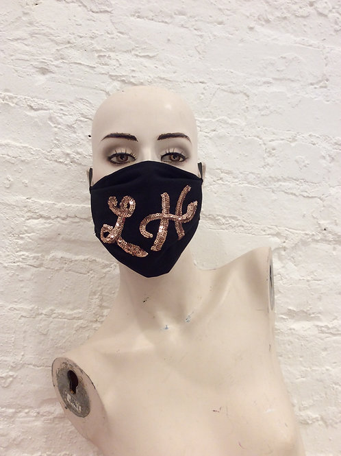 Your Initials Here Mask