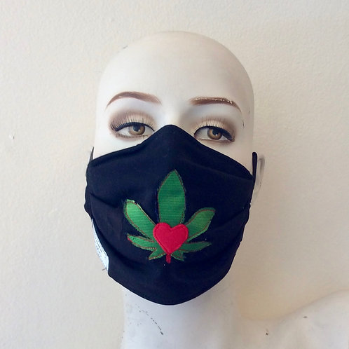 The High on Love Mask